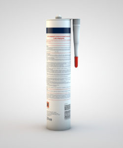 Нейтральный силикон Санитарный